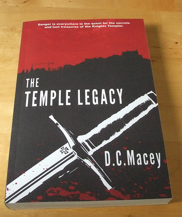 The Temple Legacy Paperback