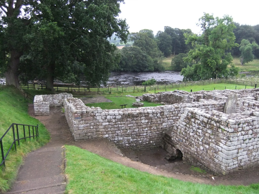 Chesters Fort - bath house
